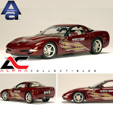 AUTOART 80206 1:18 2002 CHEVROLET CORVETTE INDY 500 PACE CAR 50TH ANNIVERSARY
