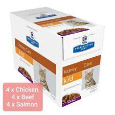 HILL'S PRESCRIPTION Diet Feline k/d Kidney Care MIX 12 x 85g