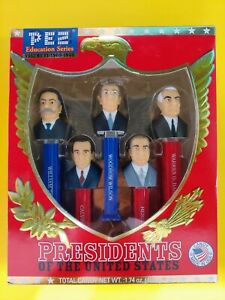 Presidents of the United States PEZ Candy Dispensers: Volume 6 - 1909-1933