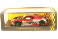 Audi R8 LMS no.11 10º Macau GT World Cup 2016 ( CHENG congfu)