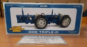 Universal Hobbies 1:16 UH6297 Doe Triple-D Fordson Dual Drive Limited Edition