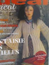 Ideal Tricot Mailles Au Feminin Magazine #22-Tout La Famille- Editions De La Ros