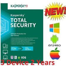 Kaspersky Internet Security 3 Device 2 Year (retail License Key Only)