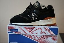100% authentic New Balance M997Pr black gum limited edition 997 Horween leather