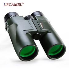 USCAMEL Military Army Zoom Powerful Binoculars HD 10x42 Optics Hunting Telescope