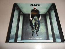CD  Love & Violence von Flatz