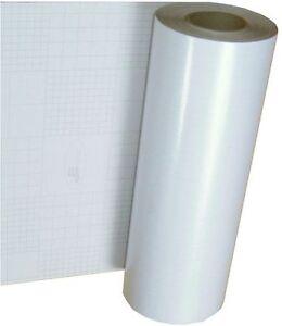 Profil-Übertragungsfolien, Application Tape, Transparent, PVC, 100mX45cm