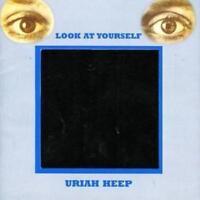 Uriah Heep : Look at Yourself CD Bonus Tracks  Album (2008) ***NEW***