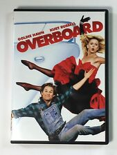 Overboard Goldie Hawn Kurt Russell (DVD, 2009)