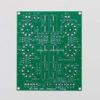 1PC No feedback MM / MC Phono amplifier bare PCB base on Sansui high-level MM