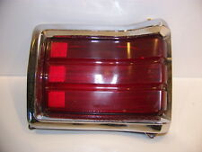 1966 PLYMOUTH BELVEDERE TAILLIGHT OEM #2575134 RH