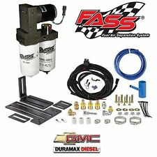 FASS Titanium Fuel Pump System Kit 150GPH 01-10 Chevy/GMC Duramax 6.6 T C10 150G