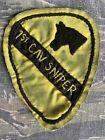 Original Vietnam War Theater Special Forces 1st Cavalry RECON LRRP Patch