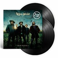 THE MAGPIE SALUTE - HIGH WATER I BLACK 180 GR. 2 VINYL LP + MP3 NEU