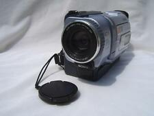 Sony DCR-TRV340E Digital8 Camcorder. PAL. Hi8/Video8 Playback. VGC. 1 Yr. Warnty