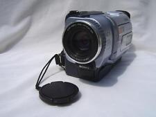Sony DCR-TRV340E Digital8 Camcorder. PAL. Hi8/Video8 Playback. VGC. 1 Yr. Warnty