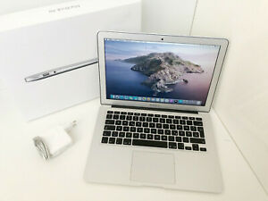 """Apple MacBook Air 13"""" i5 1,8GHz SSD 8GB A1466 Modell 2017 TOP ZUSTAND inkl. OVP"""