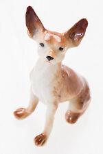 Ceramic Dog Puppy Miniature Figurine Animals Breeds Collectibles Decor Souvenir