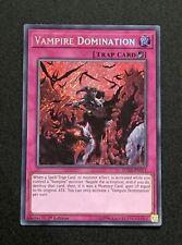 Yugioh: Vampire Domination DASA-EN011 - Secret Rare - 1st Edition