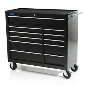 """SGS 42"""" Professional 11 Drawer Roller Tool Cabinet"""