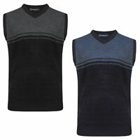 NEW MENS V NECK JUMPER SHORT SLEEVE KNITTED TOP SOFT PULLOVER SWEATER M TO 2XL
