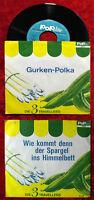 Single Drei Travellers: Gurken Polka (Populär 3033) D