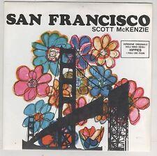 "SCOTT McKENZIE SAN FRANCISCO/WHAT'S THE DIFFERENCE 7"" 45 GIRI"