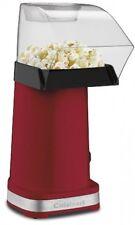 Party Popcorn Maker, Cusinart kitchen Snacks Machine Movies kids TV food NEW Red
