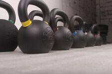 POWERT Cast Iron Kettlebell Weight Lifting 10-50LB