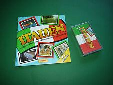 Italienisch für Kinder Buch MC Sprachkurs Geschichten Musik Rätsel Italien Retro