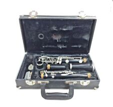 Vintage 1986 ~ Vito Leblanc Clarinet w/ Hard Case ~ Mdl 7214 ~ S/N A34702