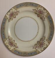 Salad  Plate Vintage Noritake Cerulean Made In Occupied Japan 7 5/8 Inch.