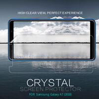 For Samsung Galaxy A7 2018 Tempered Glass Film Screen Protector uk