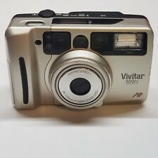 Vivitar 650PZ 35mm camera -38-110mm Power Zoom Lens - Powers Up