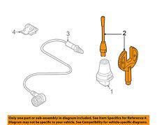 BMW OEM 01-05 325i-Radio Antenna Mast 84506907083