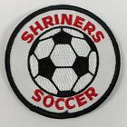 Shriners Soccer Embroidered Patch