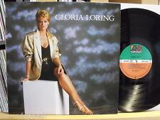 """★★ 12"""" LP-Gloria Loring-SAME-Atlantic 781 679"""