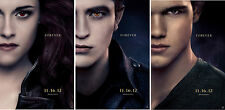 Breaking Dawn 2  - original DS movie poster - D/S 27x40 set of 3