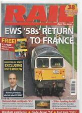 RAIL MAGAZINE - November 19 - December 2 2008
