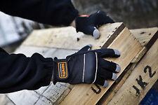 SCRUFFS Max Performance dedos Completos Guantes De Trabajo Talla L EN388 T50990
