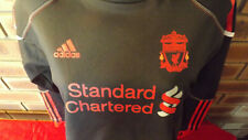 LIVERPOOL OFFICIAL ADIDAS KEEPERS JERSEY LIKE NEW KIDS SIZE 11-12YRS