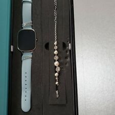 ASUS ZenWatch 2, Android Smart Watch& Bracele HyperCharge, w/Swarovski Crystals