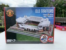 Old Trafford 3D Stadium Replica with Easyfit Technology