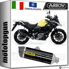 ARROW SCARICO RACE-TECH NERO CARBY SUZUKI V-STROM 650 2017 17 2018 18