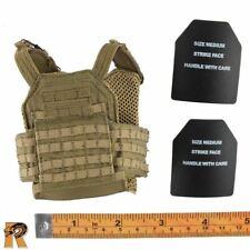 Kommando Spezialkrafte Marine - Armor Vest & Plates - 1/6 Scale Soldier Story