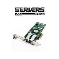 AJ764A 489191-001 HP 82Q 8GB DUAL PORT PCI-e FC HOST BUS 584777-001 ADAPTER
