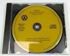 NEW GENUINE VW RNS 315 NAVIGATION RADIO STEREO UPDATE CD