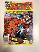 Captain America (1985) # 308 (VF/NM) Canadian Price Variant CPV...