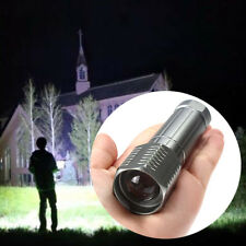 High Power 3000Lumen Zoomable CREE LED Flashlight Torch Zoom Light Adjustable TY