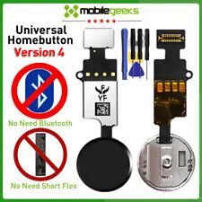 Universal Homebutton für iPhone 7 8 Plus Return Funktion Taste YF Flex Schwarz